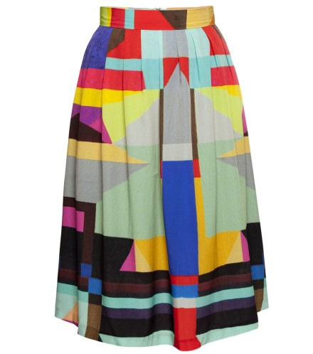 attire geometry skirt